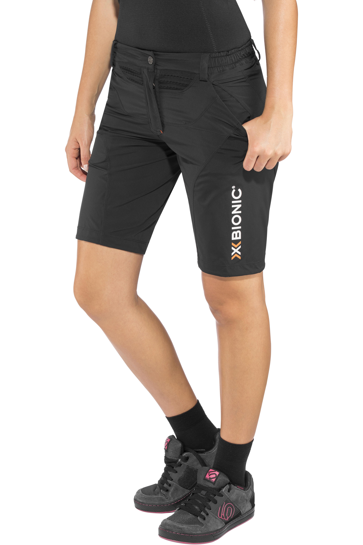 73d670bcd X-Bionic Mountain Bike Cycling Shorts Women black at Bikester.co.uk